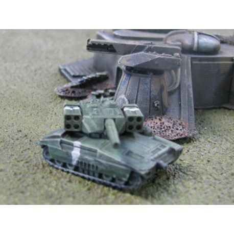 SWS BRY001A Bradley Medium Tank