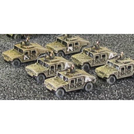 CinC US108 M1025 HMMV 50 cal