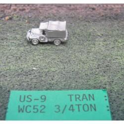 CinC US009 WC52 3/4 ton truck