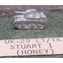 CinC UK029 Stuart I Honey