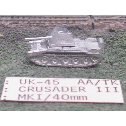 CinC UK045 Crusader III Mk1 40mm AA