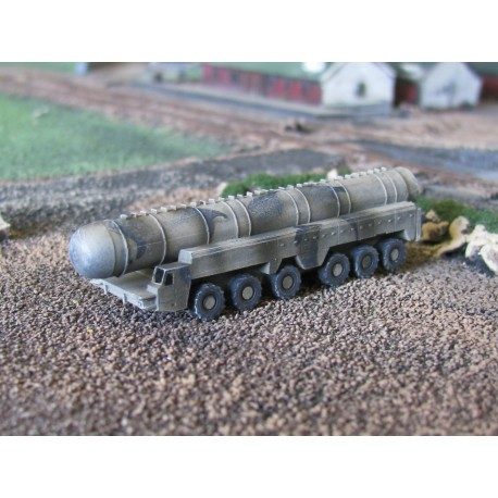 CinC R093 SS20 Sabre Mobile ICBM